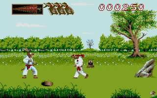 Imagen del juego Ninja Rabbits (a.k.a. Samurai Warriors)