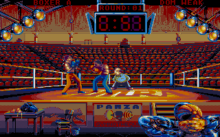 Imagen del juego Panza Kick Boxing