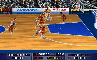 Imagen del juego Pc Basket 2.0
