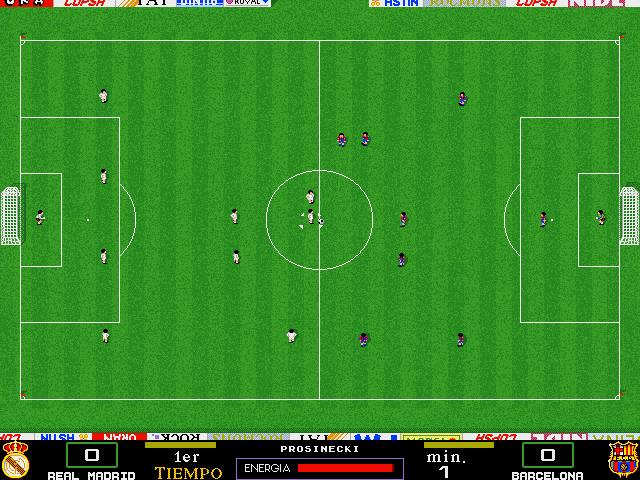 Imagen del juego Pc Fútbol
