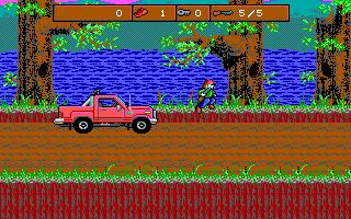 Imagen del juego Dangerous Dave's Risky Rescue