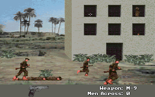 Imagen del juego Desert Storm Command