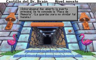 Imagen del juego Castillo Del Dr. Brain