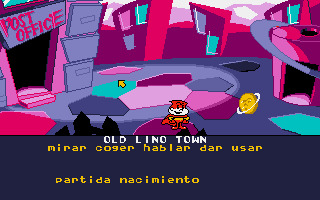 Imagen del juego Cosmic Spacehead