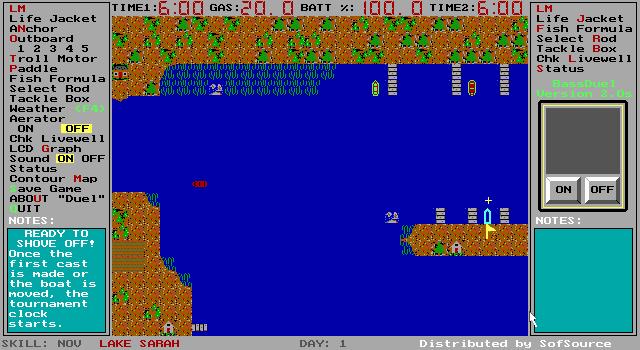 Imagen del juego Bass Duel