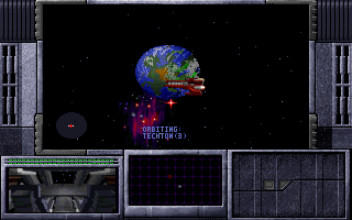Imagen del juego Space Federation (a.k.a. Star Reach)