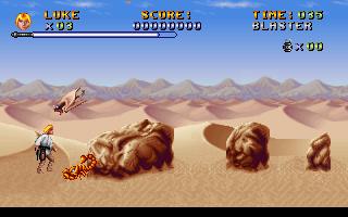 Imagen del juego Super Star Wars