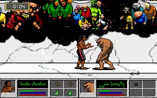 Imagen del juego Tongue Of The Fatman (a.k.a. Mondu's Fight Palace)