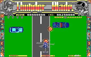Imagen del juego Thunder Blade