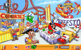 Imagen del juego Quarky And Quaysoo's Turbo Science