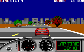 Imagen del juego Turbo Outrun