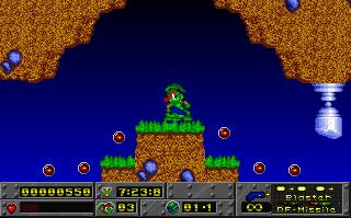 Imagen del juego Jazz Jackrabbit Cd-rom
