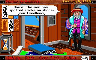 Imagen del juego Galleons Of Glory