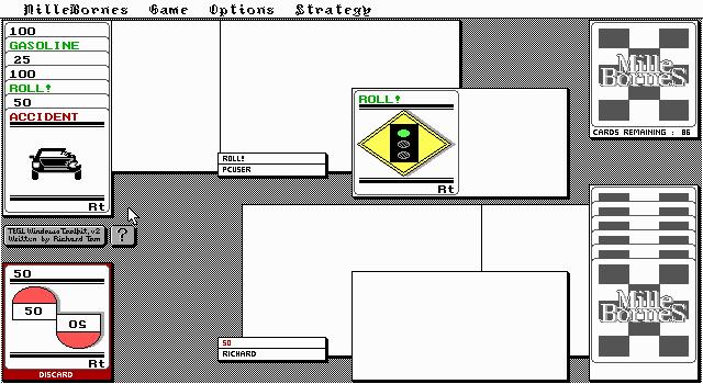 Imagen del juego Mille Bornes