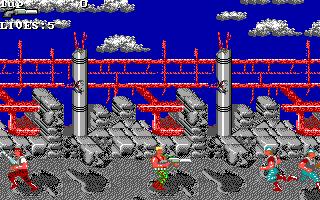 Imagen del juego Super C
