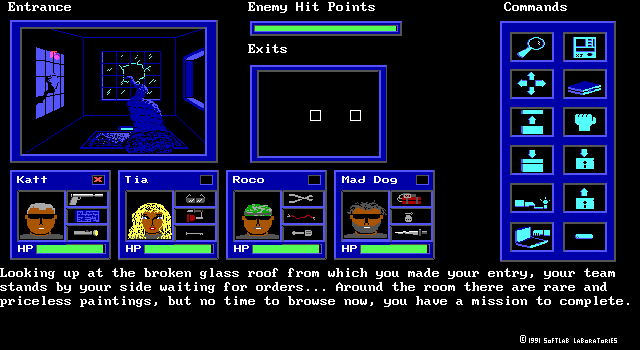 Imagen del juego Nine Lives Of Secret Agent Kat, The