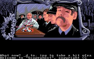 Imagen del juego Scapeghost