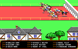 Imagen del juego Sport Of Kings (a.k.a. Omni-play Horse Racing)