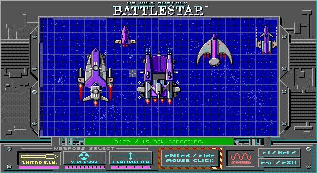 Imagen del juego Battlestar