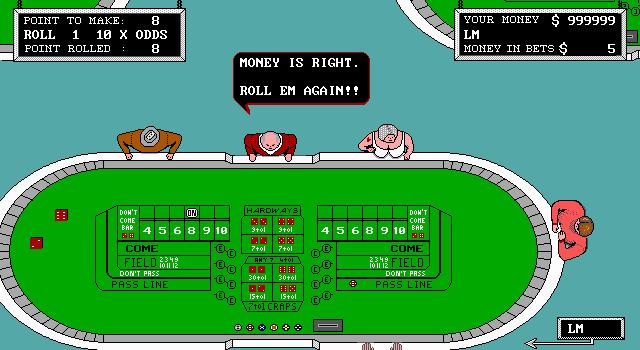 Imagen del juego Casino Craps