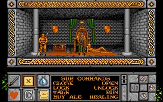 Imagen del juego Galdregon's Domain