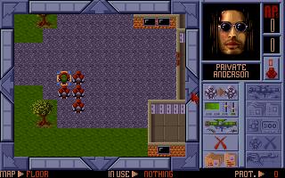 Imagen del juego Laser Squad