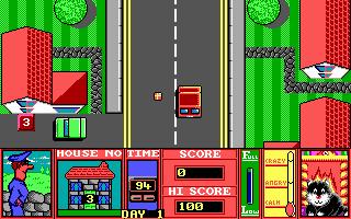 Imagen del juego Postman Pat 3