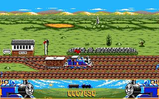 Imagen del juego Thomas The Tank Engine