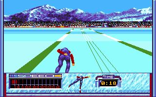 Imagen del juego Winter Supersports 92