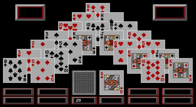 Imagen del juego Fascination Solitaire