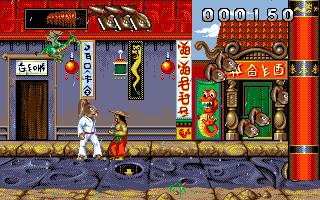 Imagen del juego International Ninja Rabbits