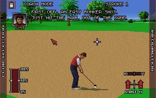 Imagen del juego Nick Faldo's Championship Golf