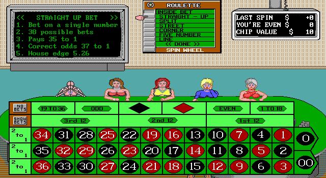 Imagen del juego Ruckus Roulette