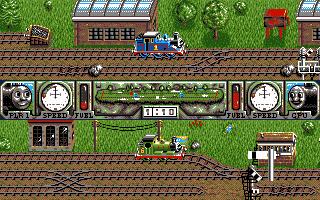 Imagen del juego Thomas The Tank Engine 2