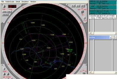 Imagen del juego Tracon For Windows