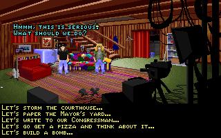 Imagen del juego Wayne's World