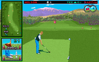 Imagen del juego Wilson Prostaff Golf