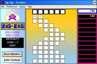 Imagen del juego Zig Zag