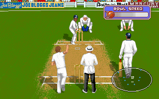 Imagen del juego Allan Border's Cricket (a.k.a. Graham Gooch's World Class Cricket)