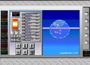Imagen del juego G-netix