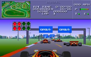 Imagen del juego F1 World Championship Edition