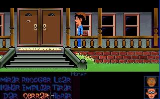 Imagen del juego Maniac Mansion Deluxe