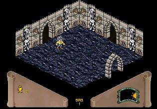 Imagen del juego Knight Lore Remake