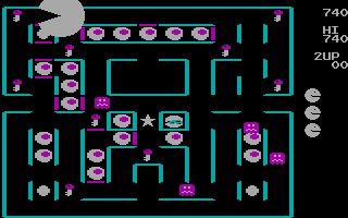 Imagen del juego Super Pac-man