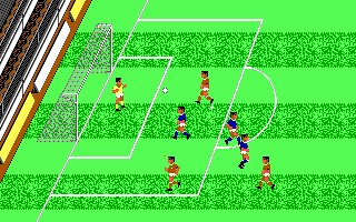 Imagen del juego Peter Schmeichel Soccer Manager