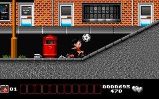Imagen del juego Soccer Kid