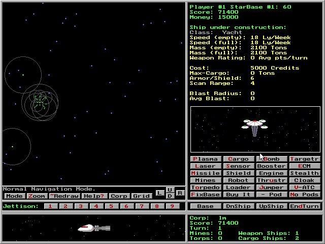 Imagen del juego Stellar Conquest Iii