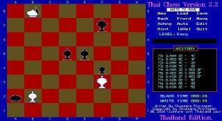 Imagen del juego Thai Chess