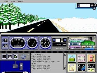 Imagen del juego Cross Country Usa