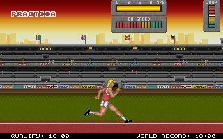 Imagen del juego Olympics Games 92′